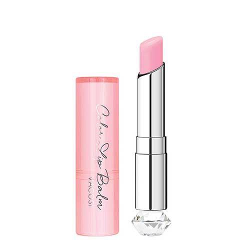 Son dưỡng môi màu hồng Vacosi Color Lip Balm Pinkle Bell PK01