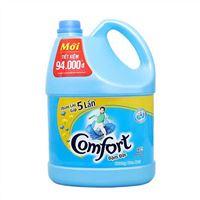 Nước xả vải Comfort đậm đặc hương ban mai 3.8lit