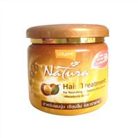 Kem ủ dưỡng tóc tinh chất Macadamia Lolane Natura Hair Treatment 500g