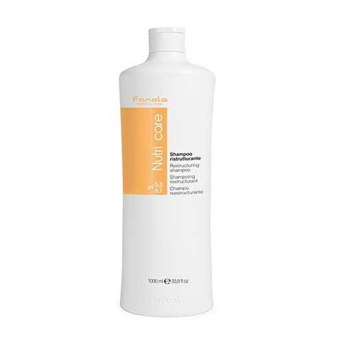 Dầu gội tái tạo tóc hư tổn Fanola Nutri Care 1000ml