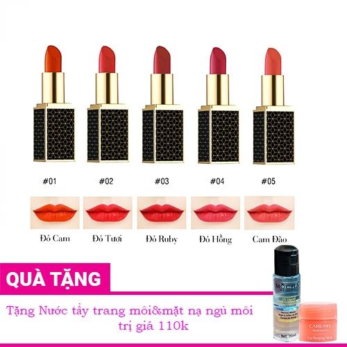 Son lì Mocha Beauty Matte Lipstick 3.5g