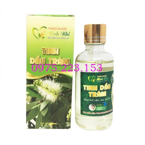 Tinh dầu tràm thảo dược Minh Nhi 50ml