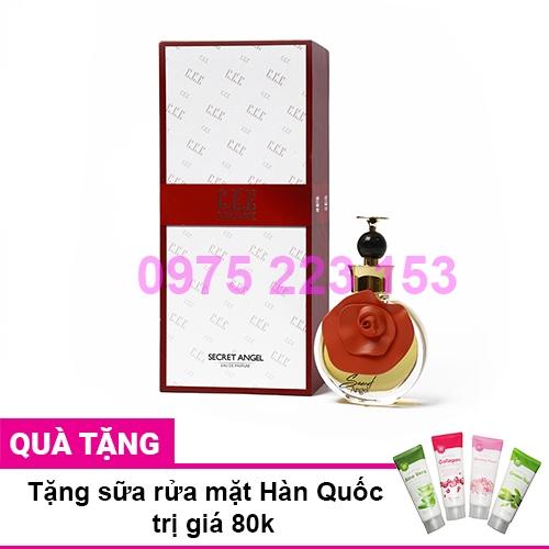 Nước hoa nữ CEE Perfum Secret Angel 50ml