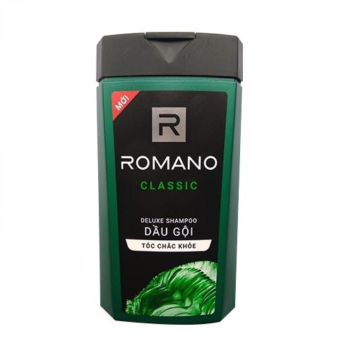 Dầu gội nam Romano Classic 180g