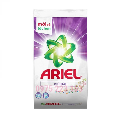 Bột giặt giữ màu Ariel 5.5kg