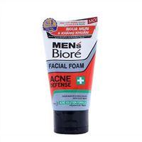 Sữa rửa mặt ngừa mụn và kháng khuẩn Men Biore Acne Defense 100g