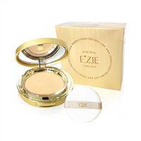 Phấn nén trang điểm mỏng mịn hoàn hảo Ezie Perfect Gold Two Way Cake 14g