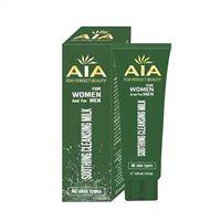Sữa rửa mặt trị mụn thâm ngăn nhờn AIA Soothing Cleansing Milk 120ml