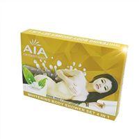 Kem và bột tắm trắng toàn thân AIA Whitening Body Shower