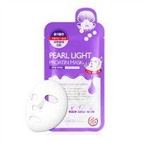 Mặt nạ sáng da ngọc trai Mediheal Pearl Proatin Mask 27ml