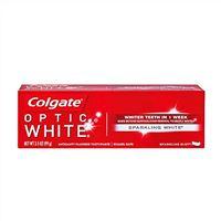 Kem đánh răng trắng răng Colgate Optic White Sparkling Mint 141g