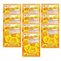 Mặt nạ 3D Cam tươi Food A Holic Orange 23g
