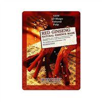 Mặt nạ 3D dưỡng da hồng sâm FoodAHolic Red Ginseng Mask 23g
