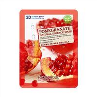 Mặt nạ 3D dưỡng da chiết xuất Lựu đỏ FoodAHolic Pomegranate Mask 23g