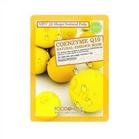 Mặt nạ 3D dưỡng da FoodAHolic Coenzyme Q10 Mask 23g