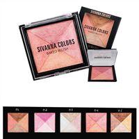 Bảng phấn má hồng 4 trong 1 Sivanna Colors Bakes Blush HF368