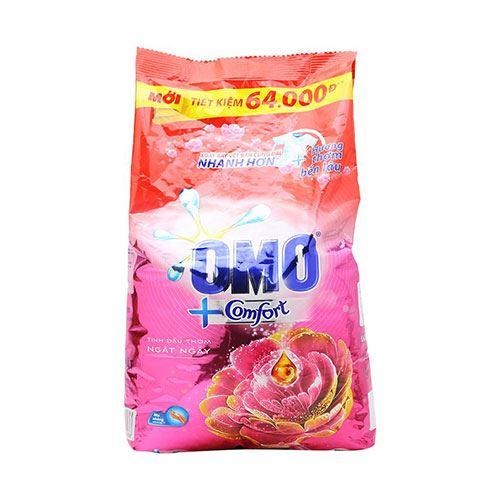 Bột giặt Omo hương Comfort tinh dầu thơm ngất ngây 5.5kg