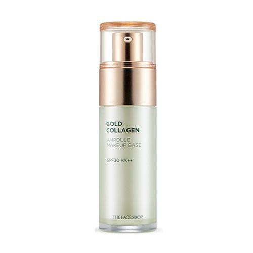 Kem lót dưỡng da The Face Shop Ampoule Makeup Base SPF30PA++ - 02 Green 40ml