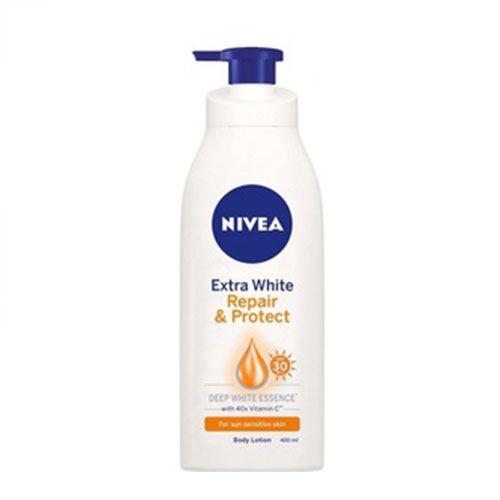 Sữa dưỡng thể Nivea Extra White Spf 30 350ml