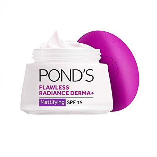 Kem dưỡng da Ponds Flawless Radiance Derma Mattifying Day Cream 50g