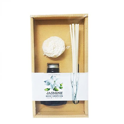 Tinh dầu thơm que gỗ Phutawan Jasmine 50ml - Hương hoa lài