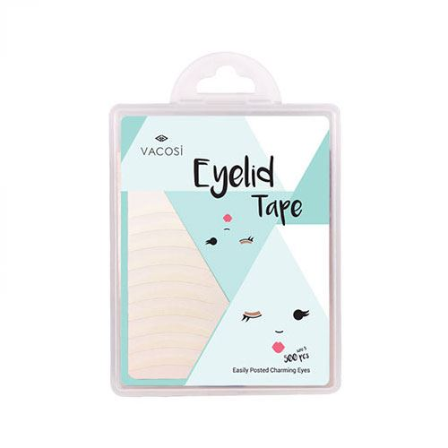 Bộ dán mí Vacosi Eyelid Tape 500pcs Size S