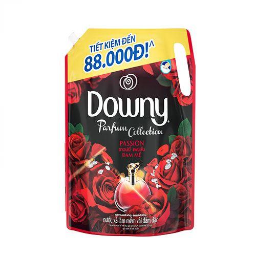 Túi nước xả vải đậm đặc Downy Hương Đam Mê 2.3 lit