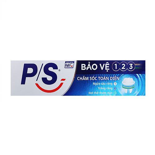 Kem đánh răng P/S Bảo vệ 3 tác động  190g