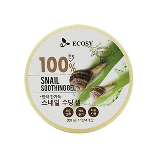 Gel dưỡng da tinh chất ốc sên Ecosy Snail Soothing 300ml
