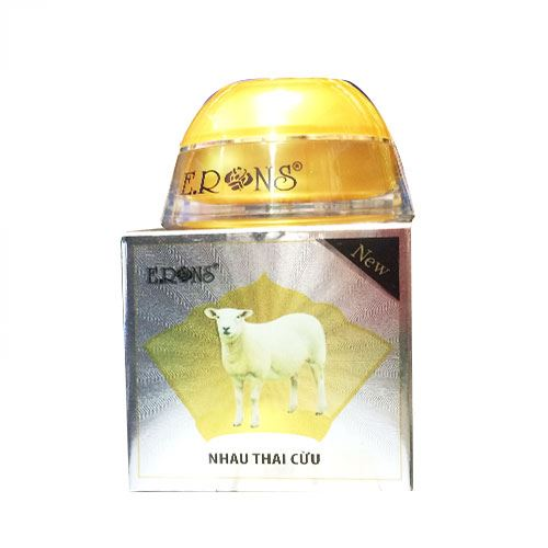 Kem tàn nhang đồi mồi chống nhăn ngừa lão hóa trắng hồng rạng rỡ nhau thai cừu E.RONS 25g