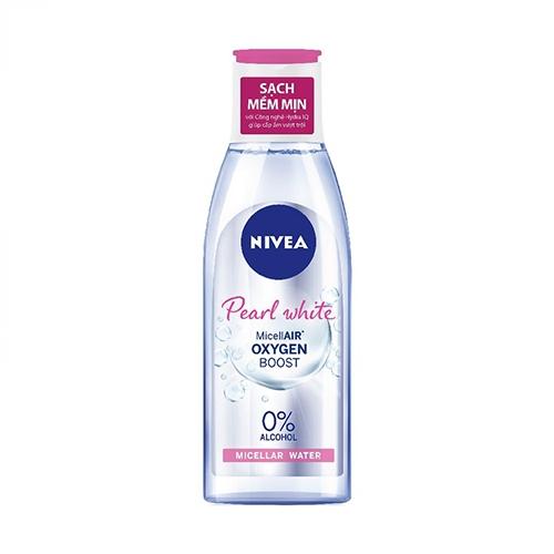 Nước tẩy trang Nivea Extra Bright Make Up Clear Micellar Water 125 ml