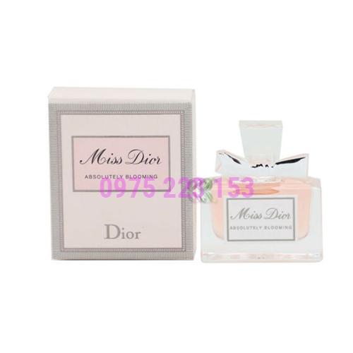 Nước hoa nữ Miss Dior Absolutely Blooming Eau De Parfum 5ml