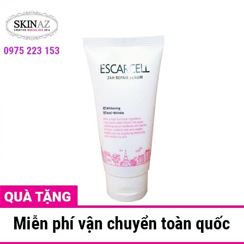 Huyết thanh dưỡng da trắng da chống nhăn Skinaz Escarcell 24h Repair Serum 120ml