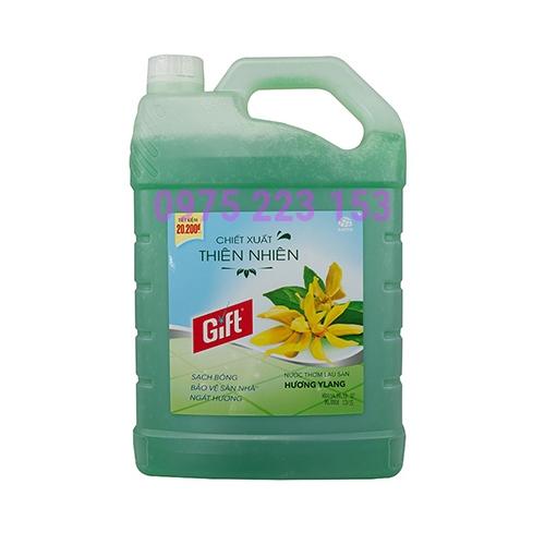 Nước lau sàn Gift Hương Ylang 3.8kg