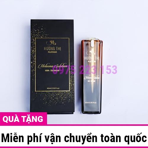 Kem đặc trị nám tan nhang Hương Thị Melasma Solution 40ml