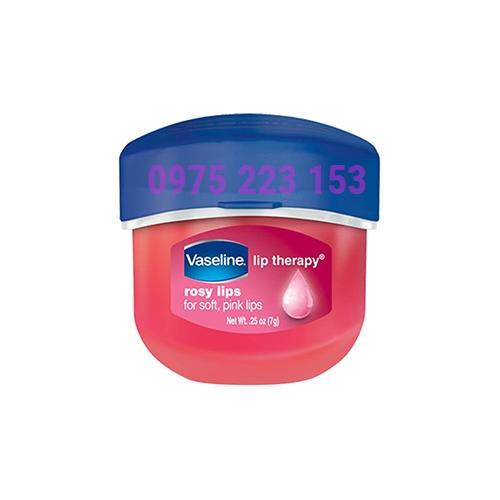 Son dưỡng môi Vaseline Rosy Lips For Soft Pink Lip 7g