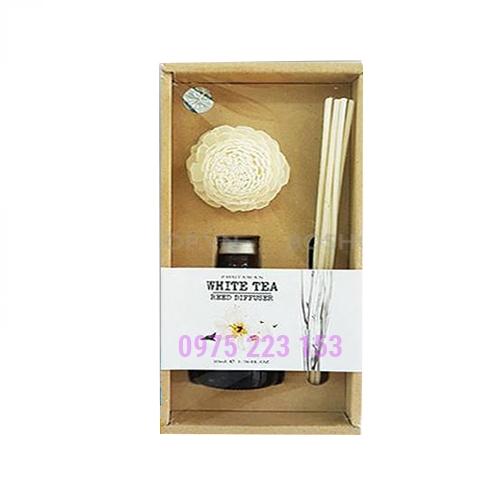 Tinh dầu thơm phòng Phutawan White Tea - Hoa trà trắng 50ml
