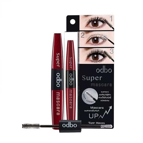 Mascara 2 đầu dài và cong mi ODBO Super OD911 7g