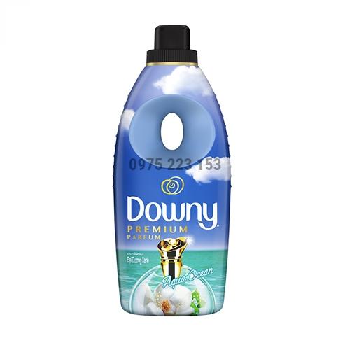 Chai Nước xả vải Downy Premium Parfum Aqua Ocean 800ml