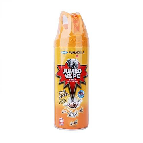Bình xịt côn trùng Jumbo Vape Odour Less  không mùi 300ml