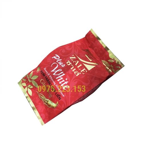 Kem dưỡng trắng da Zale Ginseng 6g