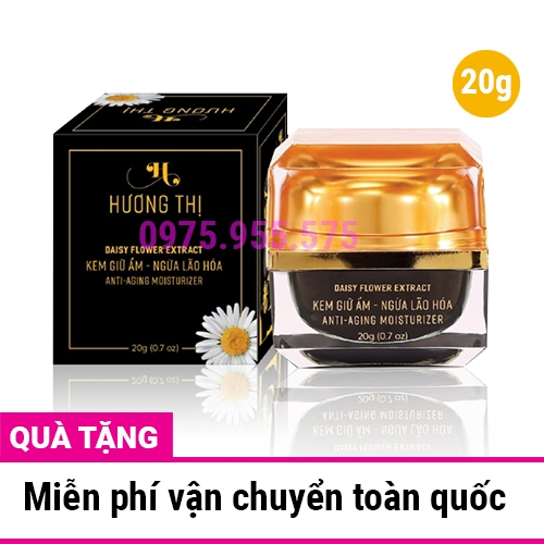 Kem giữ ẩm ngừa lão hóa Hương Thị Anti Aging Moisturizer 20g
