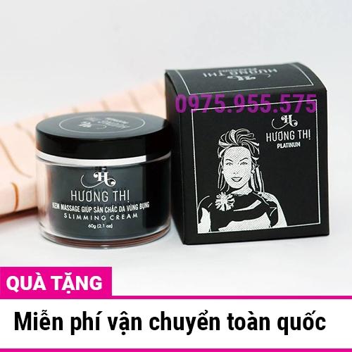 Kem Tan Mỡ Săn Chắc Da Hương Thị 60g