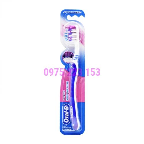 Bàn chải đánh răng siêu mềm Oral-B Micro Thin Clean