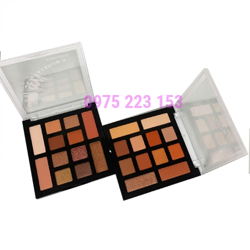 Phấn mắt 12 ô Odbo Im Sexy and I Know It Eyeshadow 0D288