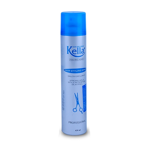 Keo tạo kiểu tóc cứng Kella 420ml
