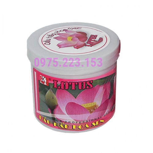 Hấp dầu hoa sen Lotus 1000ml