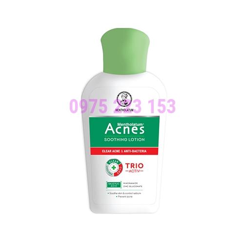 Dung dịch dịu da kháng khuẩn Acnes Soothing Lotion 90ml