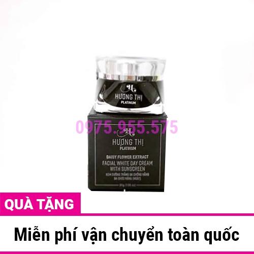 Kem dưỡng trắng da chống nắng đa chức năng ban ngày Hương Thị Platinum 30g