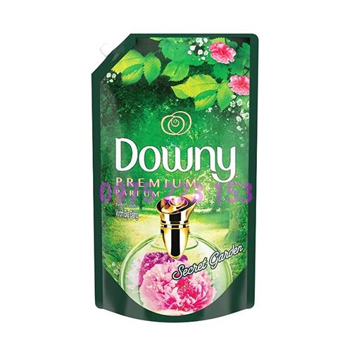 Túi nước xả vải Downy hương Vườn Địa Đàng 1.3lit